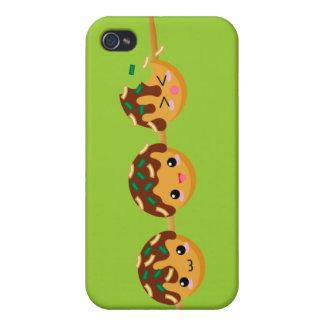 Takoyaki Case For iPhone 4