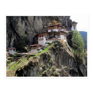 taktsang Bhután Postal