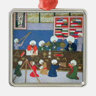 Takyuddin and other astronomers ornament