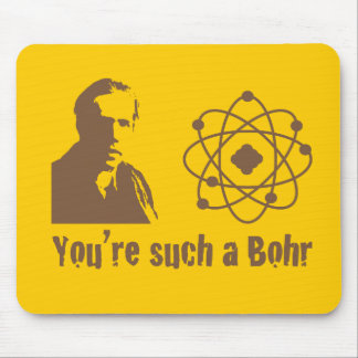 Tal Bohr Mouse Pads