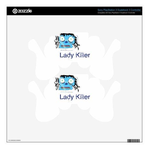 Tal señora asesino skins para mando PS3