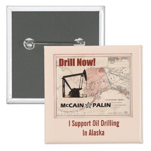 ¡Taladro ahora! Apoyo la perforación petrolífera e Pin Cuadrada 5 Cm