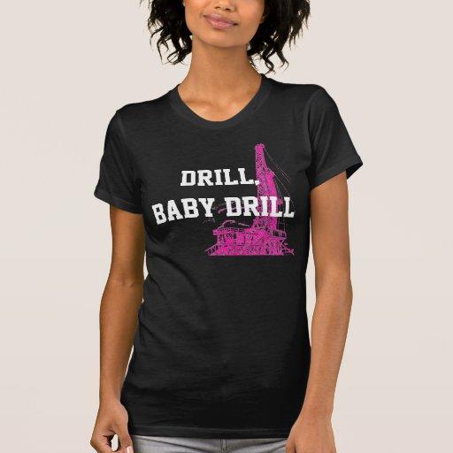 Taladro Camisetas