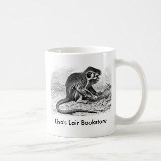 Talapoin - F.W. Kuhnert Bookstore Promo Coffee Mug