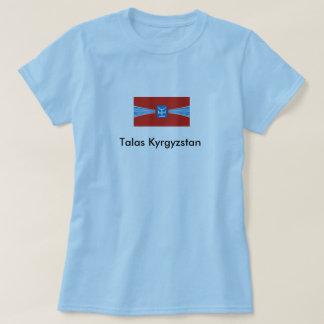Talas Kyrgyzstan Flag T-Shirt