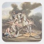 Talavera, el 28 de julio de 1809, 'de las colcomanias cuadradass