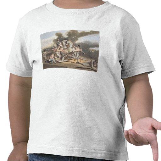 Talavera, el 28 de julio de 1809, 'de las camisetas