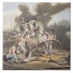 Talavera, el 28 de julio de 1809, 'de las victoria azulejo ceramica