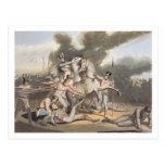 Talavera, el 28 de julio de 1809, 'de las victoria tarjeta postal