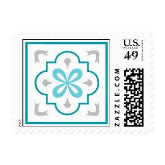 Talavera stamp