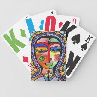 Talavera Virgin Of Enlightenment Bicycle Card Decks