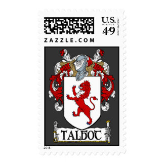 Talbot Coat of Arms Postage Stamps