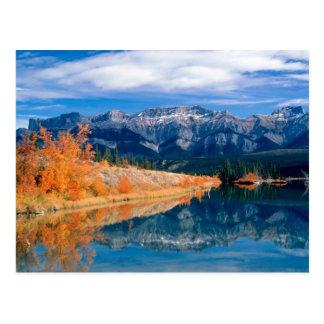 Talbot Lake Jasper Alberta, Canada Tarjetas Postales