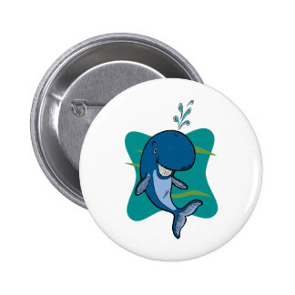 Tale of a Whale Button
