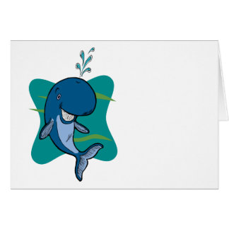 Tale of a Whale Card
