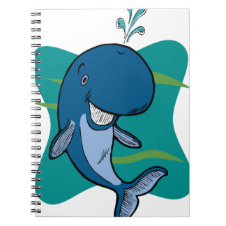 Tale of a Whale Notebook