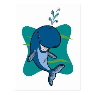 Tale of a Whale Postcard