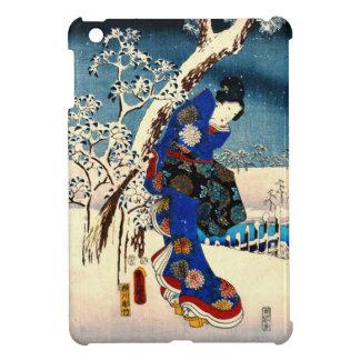 Tale of Genji 1853 Left iPad Mini Cases
