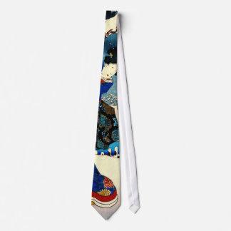 Tale of Genji 1853 Left Tie