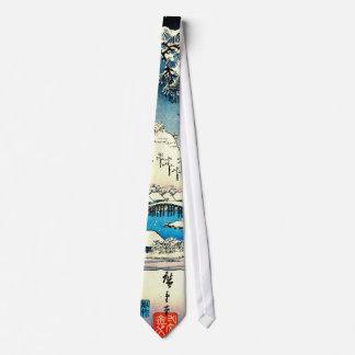 Tale of Genji 1853 Middle Tie