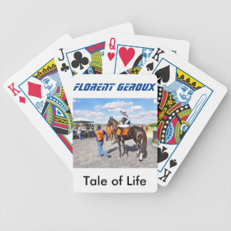 Tale of Life Bicycle Playing Cards