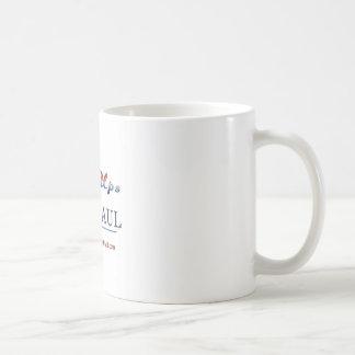 Talent Scout for PIn-ups for Ron Paul Mug! Coffee Mug