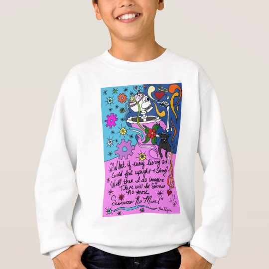 Talented Bitches Sorrow Quote Katrina Woman Sweatshirt