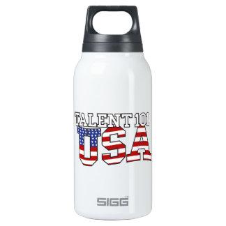 Talento 101 los E.E.U.U. Botella Isotérmica De Agua