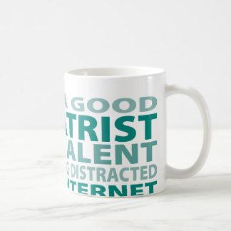 Talento del Podiatrist el 3% Taza De Café