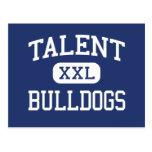 Talento Oregon de la escuela secundaria de los dog Postales