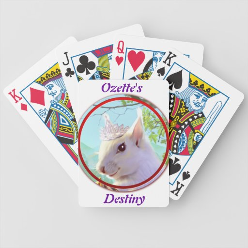 Tales From Farlandia Ozette's Destiny Bicycle Playing Cards