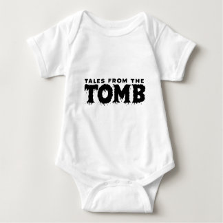 TALES FROM THE TOMB BABY BODYSUIT