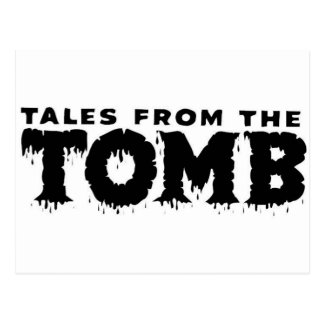 TALES FROM THE TOMB POSTCARD