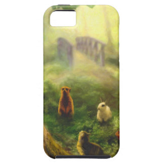 Tales from the Whispering Tree iPhone SE/5/5s Case