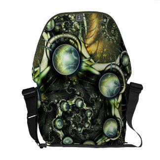 Tales of seaserpent Rickshaw Messenger Bag