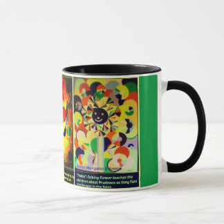 Tales of the Magical Rocking Chair Flower Friends Mug