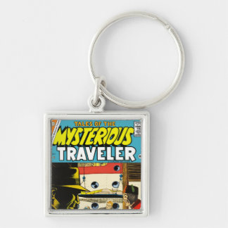 Tales of the Mysterious Traveler No.1 Keychain