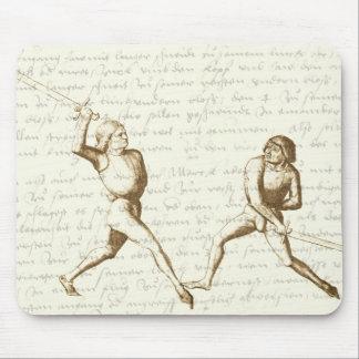 Talhoffer's Manual mousepad