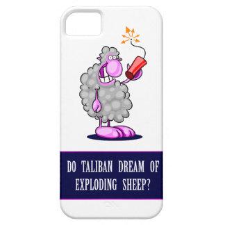 ¿Talibanes soñan con ovejas de estallido? iPhone 5 Carcasa