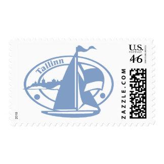 Talinn Stamp
