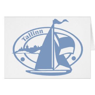 Talinn Stamp Greeting Cards