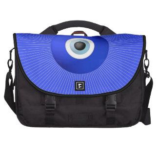 Talismán a proteger contra mal de ojo bolsas de portatil