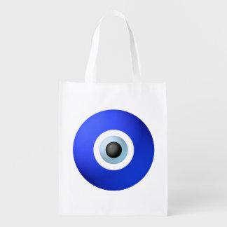 Talismán a proteger contra mal de ojo bolsa reutilizable