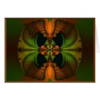 talisman greeting card