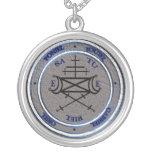talismán del arbatel collar personalizado