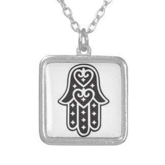 Talismán del collar de Hamsa