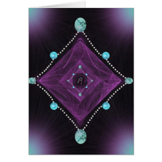 Talisman for Healing Notecard
