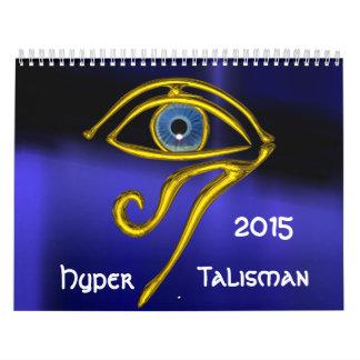 TALISMÁN HÍPER 2015 CALENDARIO