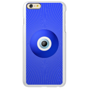 Talisman to Protect Against Evil Eye Incipio Feather Shine iPhone 6 Plus Case