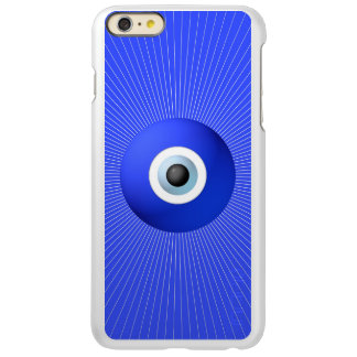Talisman to Protect Against Evil Eye Incipio Feather Shine iPhone 6 Plus Case
